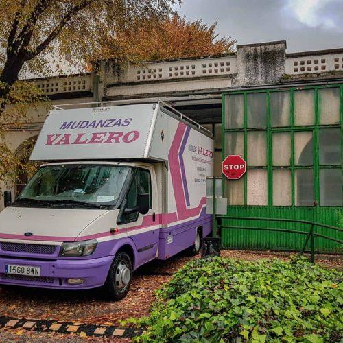 Traslado en el Hospital Clínico de Granada.